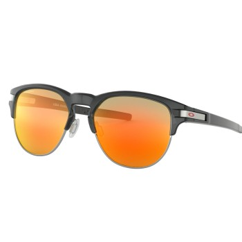 Lunettes de soleil Oakley Latch Key L Polarised Black Ink / Prizm Ruby