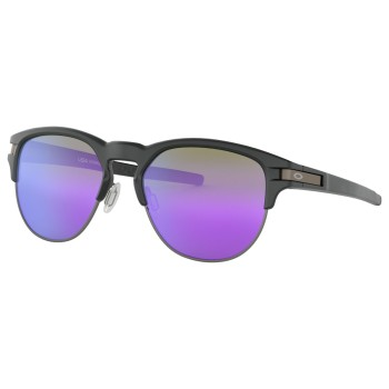 Lunettes de soleil Oakley Latch Key L Matt Black / Violet Iridium