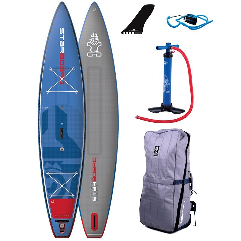 SUP Gonflable Starboard 12'6 Tourning Deluxe 2018