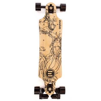 Evolve GT Bambou Skateboard Electrique