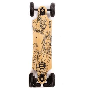 Evolve GT Bambou tous chemins Skateboard Electrique