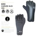 Gants Sooruz 3mm Gloves curved BIRD 2019