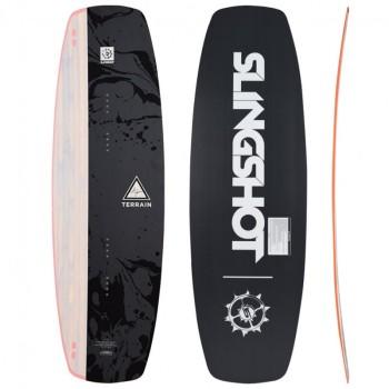 Planche Wakeboard Slingshot Gunn Terrain 2018 Taille