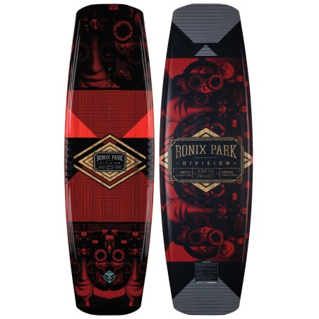Planche wakeboard Ronix Kinetik Flex Box 1 2018 Taille