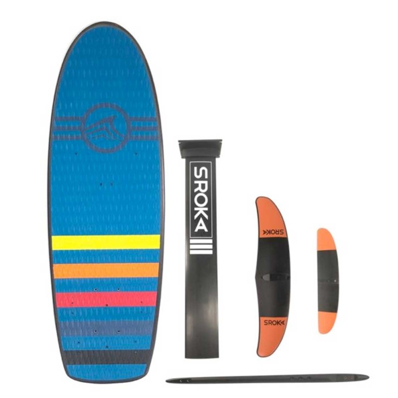 Pack Foil Sroka Kitefoil Alu & pocket board