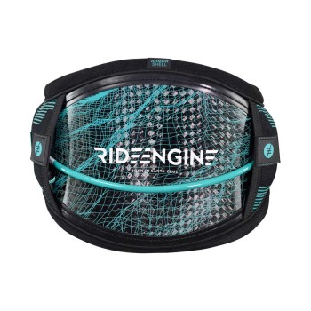 Harnais Ride Engine 2019 Elite Carbon Sea Engine Green Harness