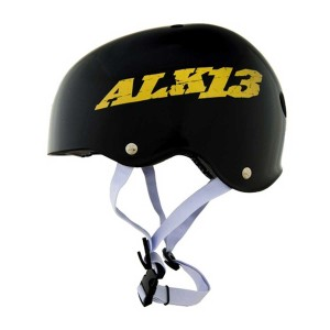 Casque ALK13 H2O Black Gold Logo
