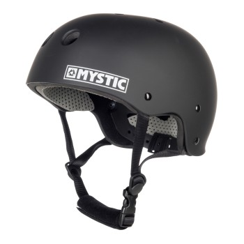 Casque Mystic MK8 Helmet Black