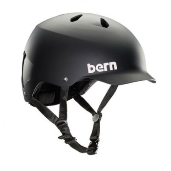 Casque Bern Watts H2O Matte Black