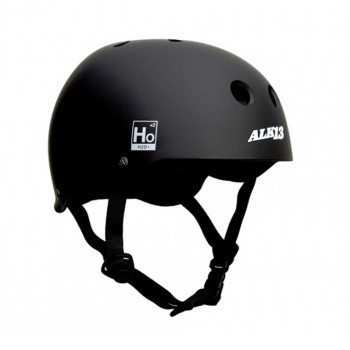 Casque ALK13 H2O+ 2018 All Black Mat