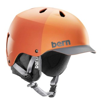 Casque Bern Watts H2O Matte Orange