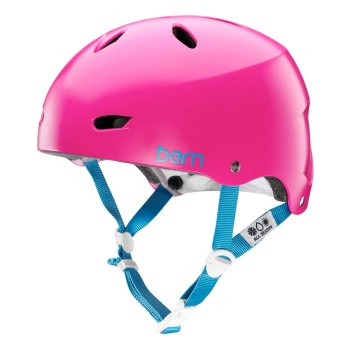 Casque Bern Watts Brighton H2O Satin Magentin