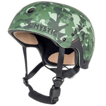 Casque Mystic MK8 X Helmet Green all over