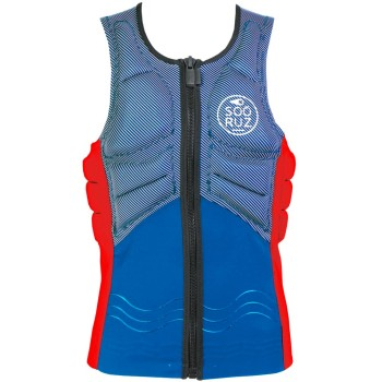 Kitevest Sooruz Front Zip Open 2019 Navy