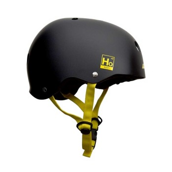 Casque ALK13 H2O+ Black Yellow Mat