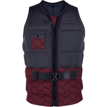 Gilet impact vest Mystic Supreme FZip 2019 Wake