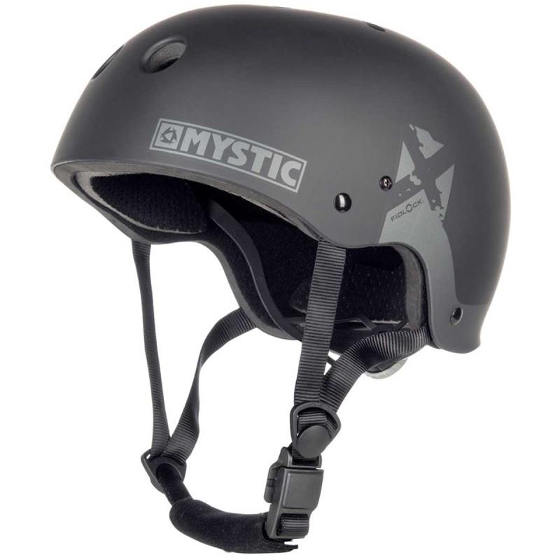 Casque Mystic MK8 X Helmet Black