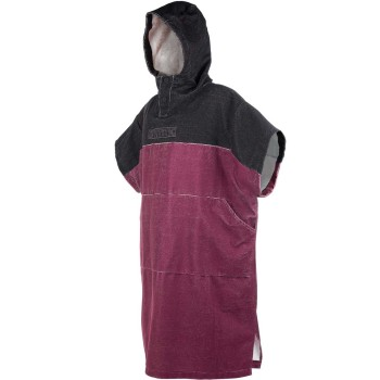 Mystic Poncho Dark Red