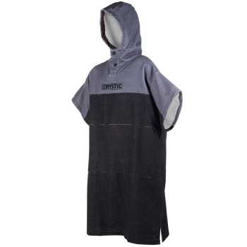 Mystic Poncho Dark Grey