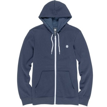 Sweat Element Cornell Classic Zip Hoodie Navy