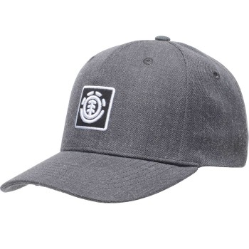 Casquette Element Treelogo Cap Charcoal