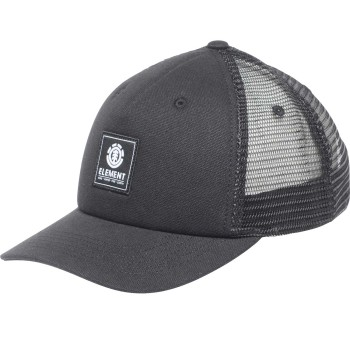 Casquette Element Icon Mesh Cap Black