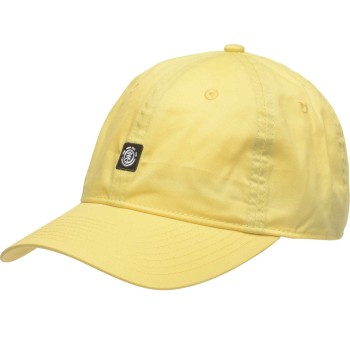 Casquette Element Fluky Dad Cap Yellow