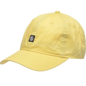 Casquette Element Fluky Dad Cap Yellow