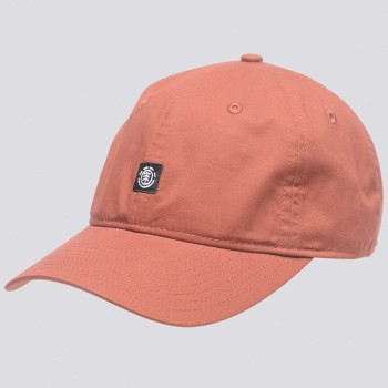 Casquette Element Fluky Dad Cap Orange