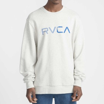 Sweat RVCA Blinded Crew