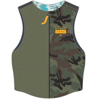 Gilet impact Wake vest Billabong Interchange 2019