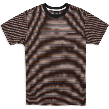 T-Shirt RVCA Warren Stripe
