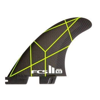 Ailerons FCS II KA PC Tri Set