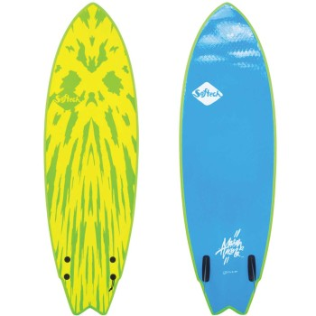 Planche Softech Mason Twin Lime/Yellow