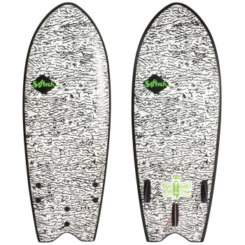 Planche Surf Softech Kyuss Fish FCS II