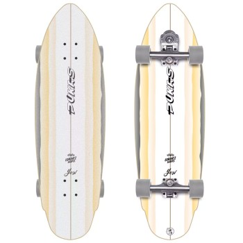 Surf skate YOW Plan B 33.5″ Pukas X