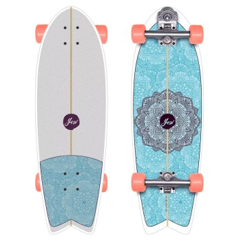 Surf skate YOW Huntington Beach 30″ High Performance Series