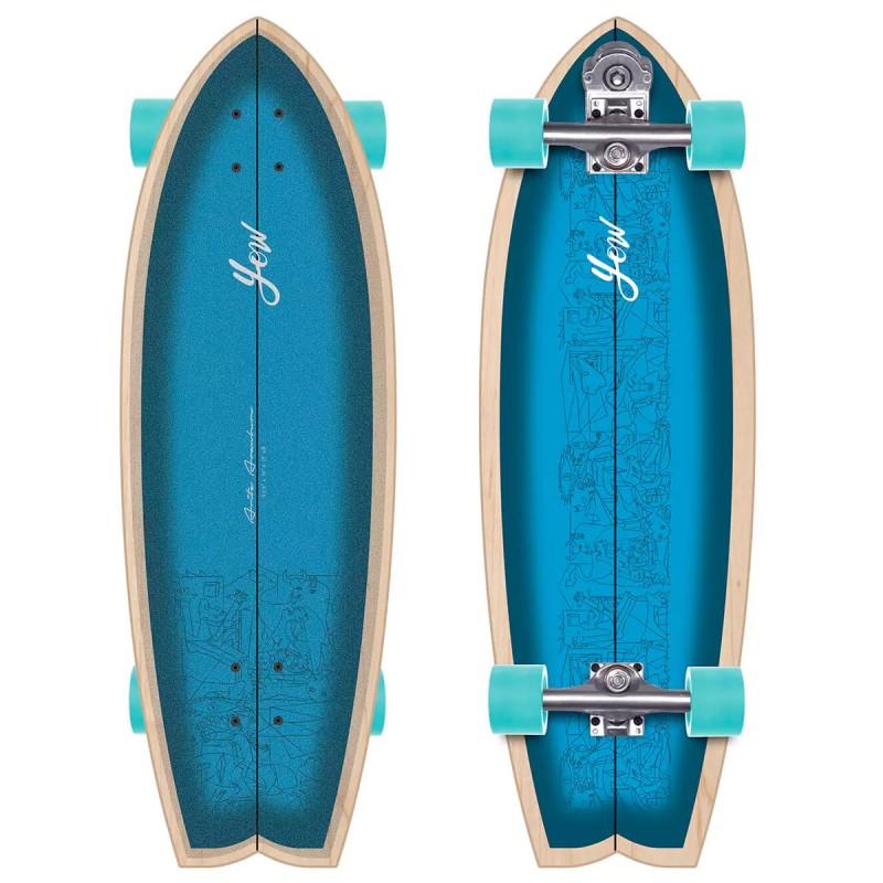 Surf skate YOW Aritz Aranburu 32.5″ Signature Series Surfskate