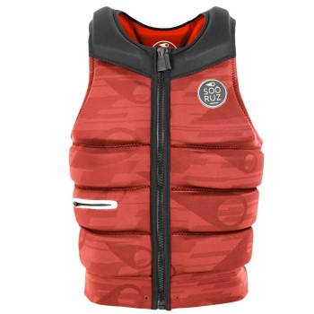 Gilet Wake Vest Impact Sooruz Delux 2019 Red