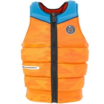 Gilet Wake Vest Impact Sooruz Delux 2019 Orange