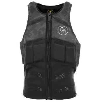 Kitevest Sooruz Front Zip Open 2019 Black