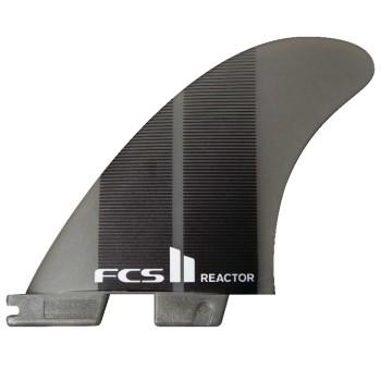 Ailerons FCS II Tri-Fins Reactor Neo Glass