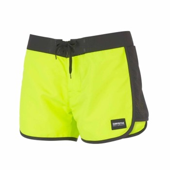 Boardshort Mystic Femme Chaka Flash Yellow