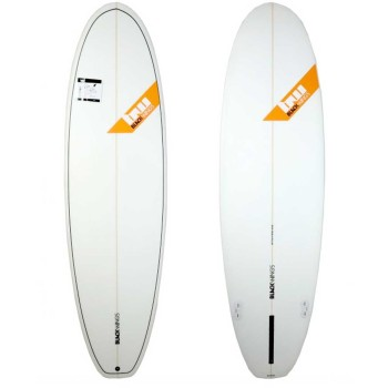 Planche surf Blackwings 6'4 Fat Wombat Cristal Clear