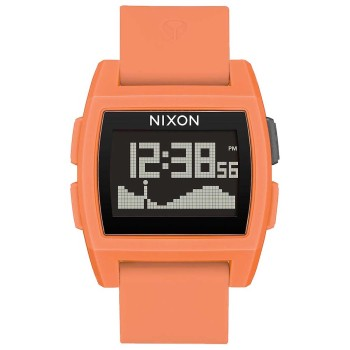Montre Nixon Base tide Orange Resin