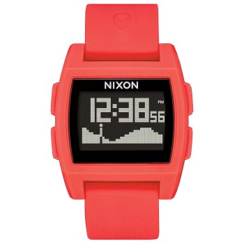 Montre Nixon Base Tide Red