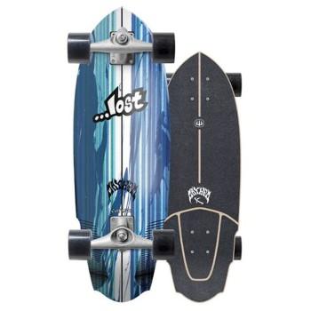 """Carver Skate LOST V3 Rocket C7 30"""""""