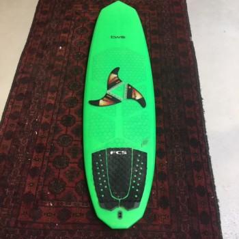 Surf BWS Overhead 5'2 + ailerons (Jordy Smith)