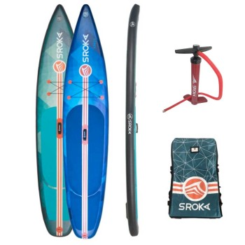 SUP Gonflable Sroka Alpha 12'6x31""