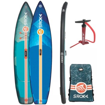 SUP Gonflable Sroka Alpha 11'x30""